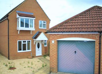 Thumbnail 3 bed detached house to rent in Oliver Close, The Prinnels, Swindon