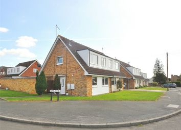 Thumbnail 3 bedroom semi-detached house for sale in Willow End, Alconbury, Alconbury, Huntingdon, Cambridgeshire