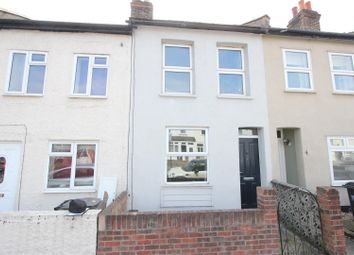 Thumbnail 2 bed terraced house for sale in Addison Road, South Norwood, London
