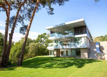 Thumbnail 4 bedroom property for sale in Oseleta, Optima, Ortega, The Drive, Canford Cliffs, Dorset