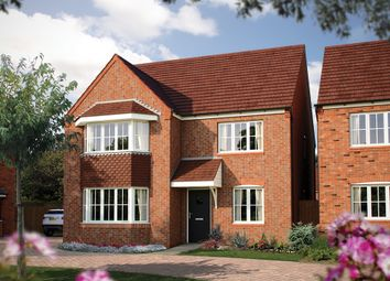 "Thumbnail 5 bed detached house for sale in ""The Oxford"" at Weaver Brook Way, Wrenbury, Nantwich"