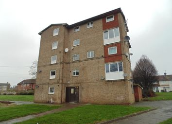 Thumbnail 2 bedroom flat for sale in Scarborough Walk, Corby