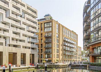 Thumbnail 1 bed flat to rent in Cubitt Building, 10 Gatliff Road, Grosvenor Waterside, London