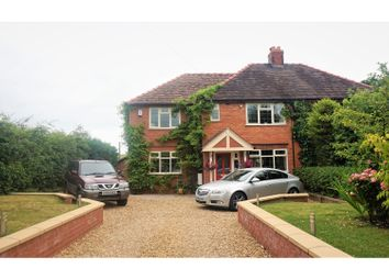 Thumbnail 4 bed semi-detached house for sale in Wrinehill Road, Nantwich
