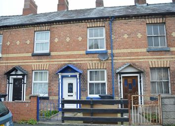 Thumbnail 2 bedroom terraced house to rent in 7, Crynfryn Place, Newtown, Powys