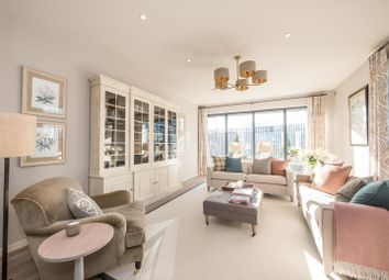 Thumbnail 3 bedroom flat for sale in Royal Wharf, Edinburgh Marina, Edinburgh