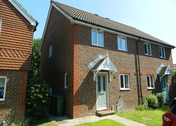 Thumbnail 3 bed property to rent in Leonard Way, Horsham