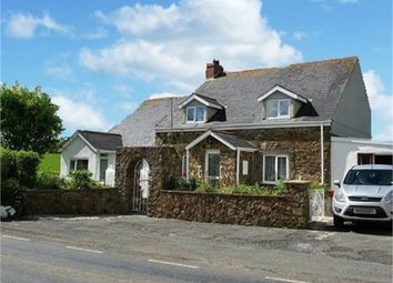 Thumbnail 7 bed detached bungalow for sale in Sardis, Haverfordwest, Pembrokeshire