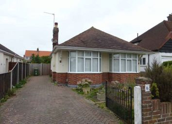 Thumbnail 3 bed detached bungalow for sale in Bendish Avenue, Gorleston, Great Yarmouth