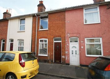 Thumbnail 2 bedroom terraced house for sale in Pauline Street, Ipswich, Suffolk
