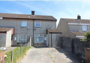 Thumbnail 2 bed property to rent in Pen Y Mead, Pontllanfraith, Blackwood