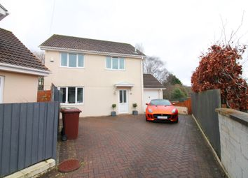 Thumbnail 4 bed detached house for sale in Clifton Close, Plympton, Plymouth