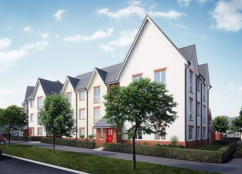 "Thumbnail 2 bed triplex for sale in ""2 Bed Apt"" at William Morris Way, Tadpole Garden Village, Swindon"