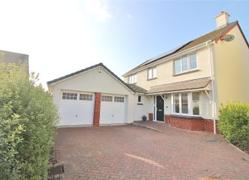 Thumbnail 5 bed detached house for sale in Loring Fields, Landkey, Barnstaple