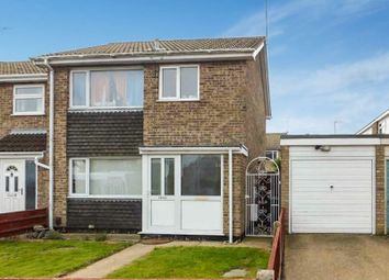 Thumbnail Semi-detached house for sale in Almond Road, Gorleston, Great Yarmouth