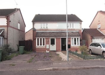 Thumbnail 2 bed semi-detached house to rent in Denny Gate, Cheshunt, Waltham Cross, Hertfordshire
