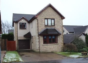 Thumbnail 3 bed detached house for sale in Tinto Drive, Balloch, Cumbernauld, North Lanarkshire