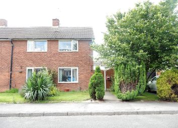 Thumbnail 3 bed semi-detached house for sale in Leeds Road, Shireoaks, Worksop
