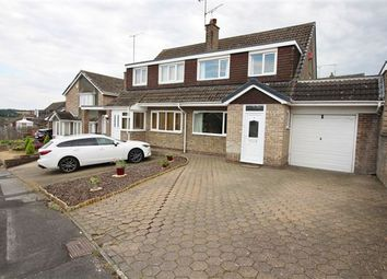 Thumbnail 3 bed semi-detached house for sale in Finch Rise, Aston, Sheffield
