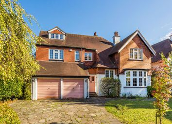 Thumbnail 6 bed detached house for sale in Old Lodge Lane, Purley