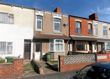 Thumbnail 2 bed flat for sale in Tasburgh Street, Grimsby