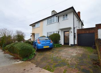 Thumbnail 3 bed semi-detached house for sale in Colchester Road, Northwood