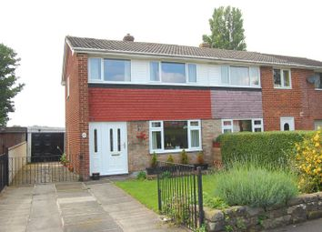 Thumbnail 3 bed semi-detached house for sale in De Ferrers Road, Brompton, Northallerton