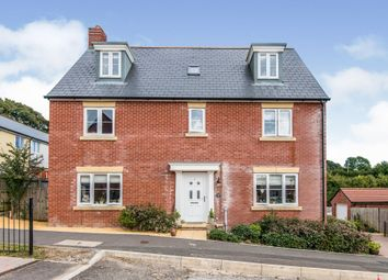 Thumbnail 5 bed detached house for sale in Dukes Way, Axminster