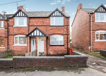 Thumbnail 3 bed end terrace house for sale in Manvers Road, Beighton, Sheffield
