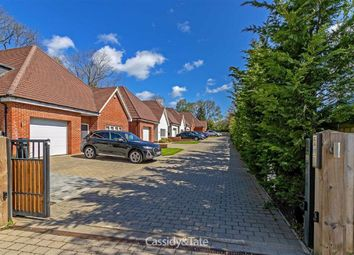 Thumbnail 4 bed detached house for sale in The Kestrels, St. Albans, Hertfordshire