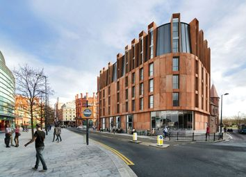 Thumbnail 1 bed flat for sale in Paradise Street, Liverpool