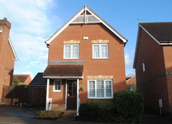 Thumbnail 3 bed detached house to rent in Luxford Place, Sawbridgeworth