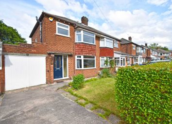 Thumbnail 3 bed semi-detached house for sale in Almond Tree Road, Cheadle Hulme, Cheadle