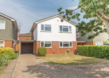 Thumbnail 4 bed detached house for sale in Pennine Way, Charvil, Reading
