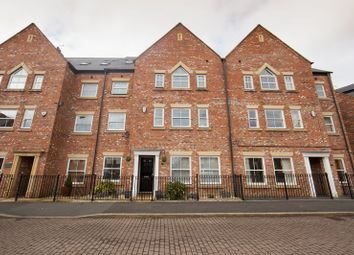 Thumbnail 6 bedroom mews house for sale in Netherwitton Way, Gosforth, Newcastle Upon Tyne