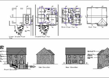Thumbnail 5 bedroom detached house for sale in Banwen Gardens, Alltwen, Pontardawe.