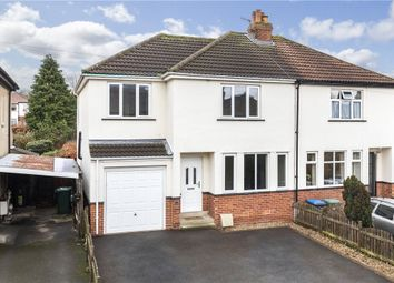 Thumbnail 4 bed semi-detached house to rent in Sun Lane, Burley In Wharfedale, Ilkley, West Yorkshire
