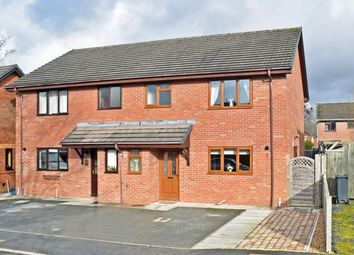 Thumbnail 3 bed semi-detached house for sale in ., Llandrindod Wells