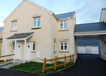 Thumbnail 2 bed semi-detached house for sale in Moors Road, Johnston, Haverfordwest
