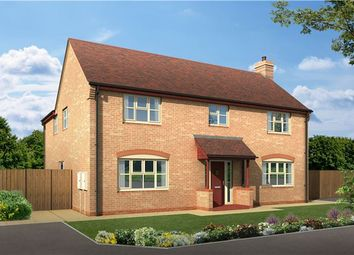 Thumbnail 5 bed detached house for sale in Plot 1, The Brookthorpe, Pennycress Fields, Stoke Orchard, Cheltenham, Glos