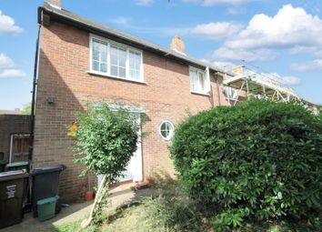 Thumbnail 3 bedroom end terrace house to rent in Cottonmill Lane, St.Albans