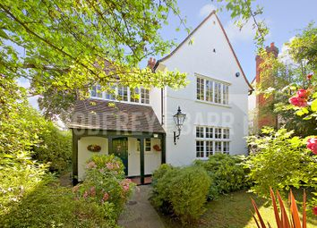 Thumbnail 4 bed detached house for sale in Bigwood Road, London