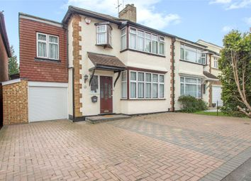 Thumbnail 4 bed semi-detached house for sale in Dulverton Road, South Croydon