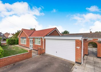 Thumbnail 4 bed detached bungalow for sale in Elm Drive, Finningley, Doncaster