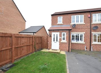 Thumbnail 3 bed semi-detached house to rent in Elm Drive, Leeds, West Yorkshire