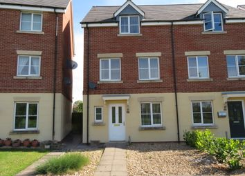 Thumbnail 3 bedroom town house to rent in Staddlestone Circle, Hereford