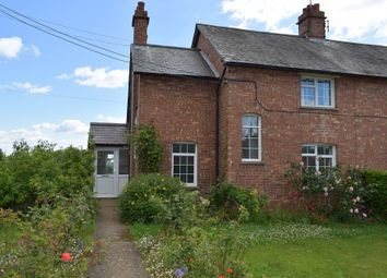 Thumbnail 3 bedroom semi-detached house to rent in St. Neots Road, Dry Drayton, Cambridge