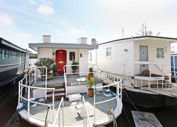 Thumbnail 2 bed houseboat for sale in Cheyne Walk, Chelsea