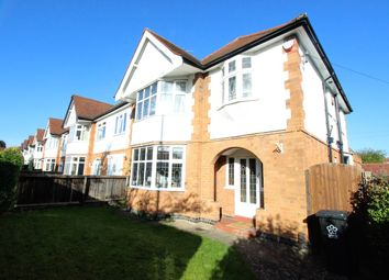 Thumbnail 3 bed detached house for sale in Glenfield Road, Leicester