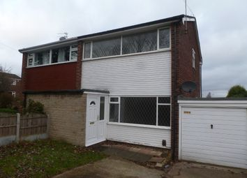 Thumbnail 3 bed semi-detached house to rent in Towngate, Ossett